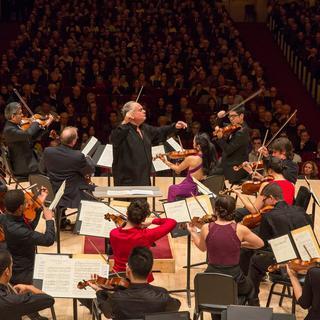 Concierto de New York String Orchestra en New York