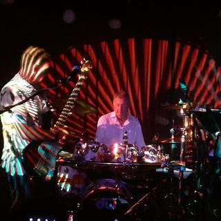 Nick Mason's Saucerful of Secrets concert in London