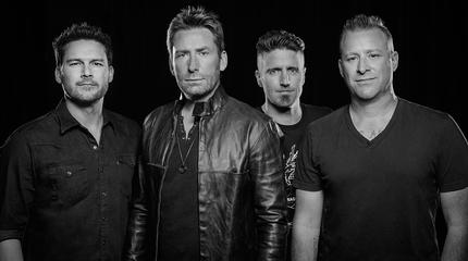 Concierto de Nickelback en Darien Center