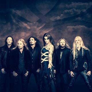 Nightwish concert in Cardiff