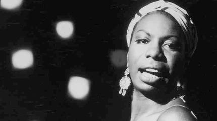 Concierto de Nina Simone en París