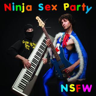 Ninja Sex Party concert in Manchester
