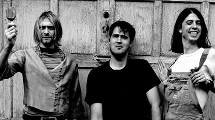 Concierto de Nirvana en Stuttgart