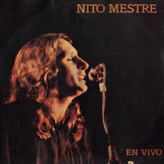 Concierto de Nito Mestre en Madrid
