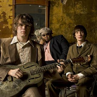 Concierto de North Mississippi Allstars en Philadelphia