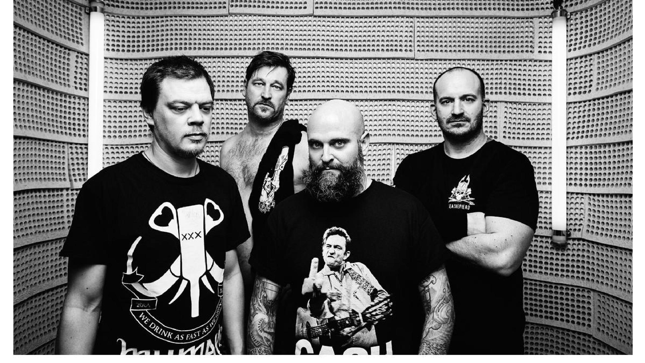 瑞士極端金屬 Nostromo 新曲釋出 Superbia