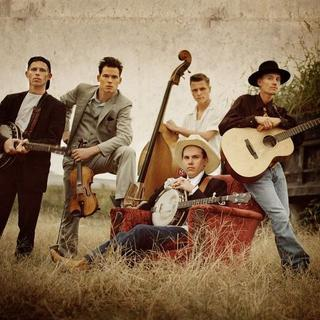 Concierto de Old Crow Medicine Show en Grand Rapids