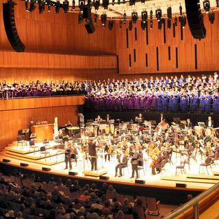 Concierto de Omaha Symphony + Thomas Wilkins en Omaha