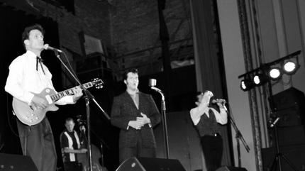 One Night in Memphis concert à MELBOURNE