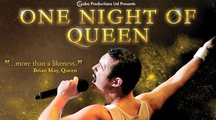 Concierto de One Night of Queen en Hampton Beach