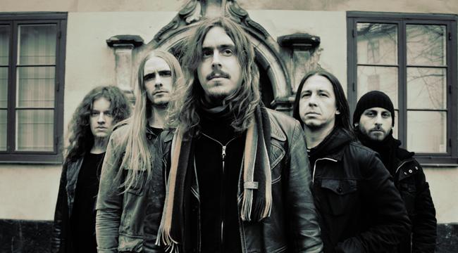 Concierto de Opeth + Graveyard en Montreal