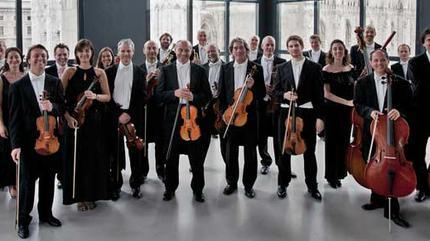 Konzert von Orchestra I Pomeriggi Musicali in Milano