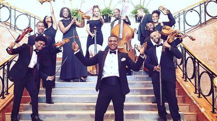 Orchestra Noir concert in Charleston