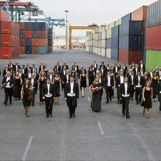 Concierto de Orchestre Symphonique D'Euskadi en París