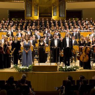 Concierto de Orquesta Metropolitana de Madrid + Coro Talía en Madrid