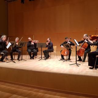 Concierto de Orquestra de Cambra Terrassa 48 en Barcelona