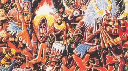 Concierto de Osibisa en Londres