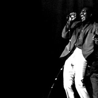 Concierto de Otis Redding en San Francisco