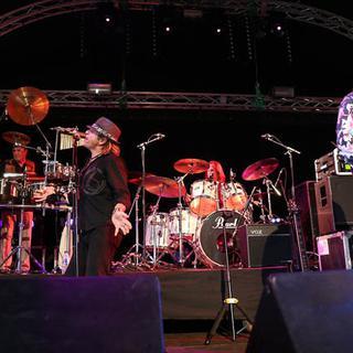 Oye Santana - Tribute to Carlos Santana concert in Bath