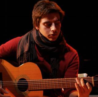 Concierto de Pablo Lesuit en Pontevedra