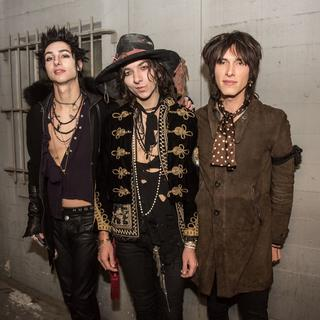 Palaye Royale concert in Dublin