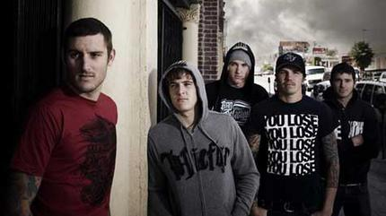 Parkway Drive concerto a Brisbane