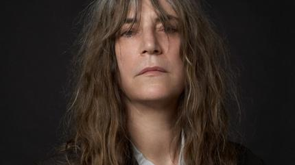 Patti Smith concert in Huntsville