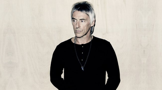 Paul Weller concert in Pordenone