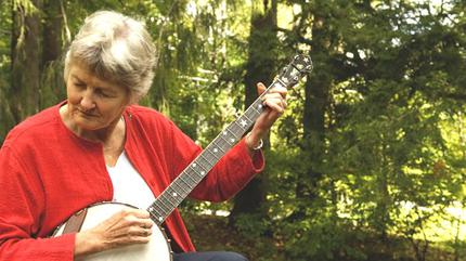 Peggy Seeger concert in Galway