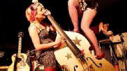 Concierto de Peggy Sugarhill + Rockemarieche en Colonia