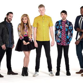 Concierto de Pentatonix en Boston