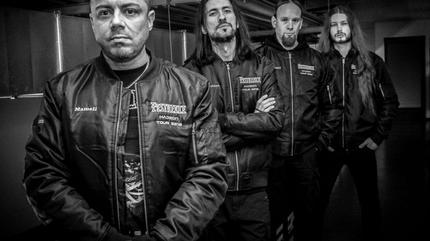Pestilence concert in Amsterdam