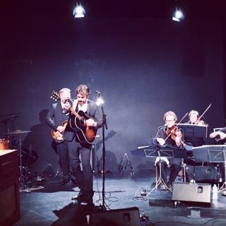Concierto de Pete Gow with The Siren Strings en Oxford