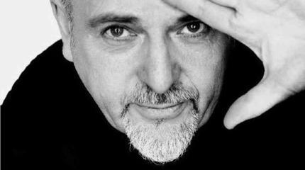 Peter Gabriel concert à Verviers