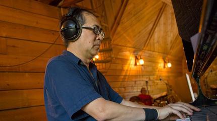 Concierto de Peter Hum en Ottawa