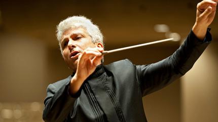 Concierto de Peter Oundjian en Toronto