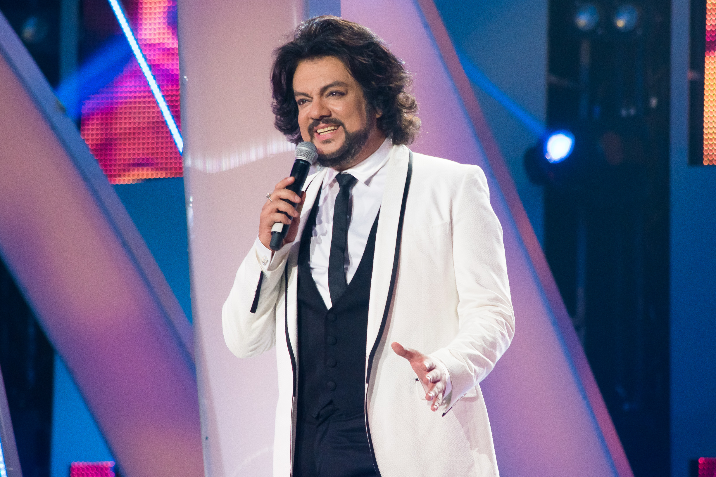 At the Heat Festival, Philip Kirkorov and Timati figured out the relationship 07/11/2016 74