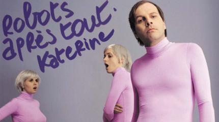 Philippe Katerine concert in Paris