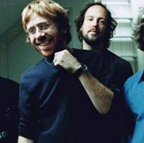 Concierto de Phish en New York
