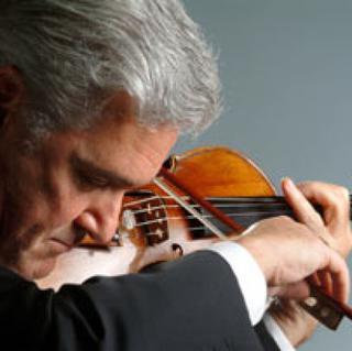 Concierto de Pinchas Zukerman en Boston