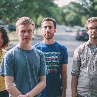 Concierto de Pinegrove en New Haven