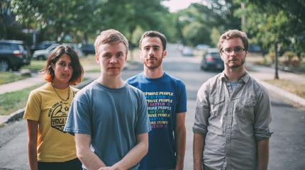 Pinegrove concert in Dublin