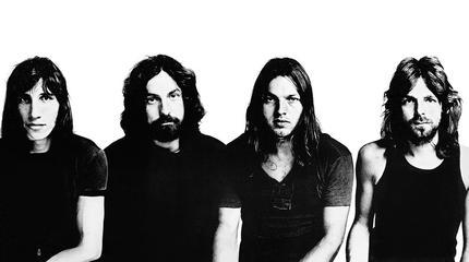 Pink Floyd concert in Houston