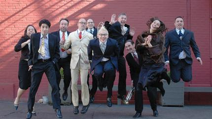 Pink Martini concert in London