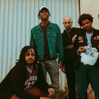 Concierto de Pivot Gang en Oakland