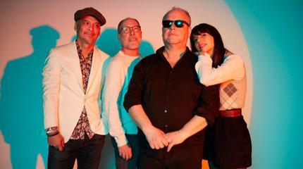 Pixies concert in Rouen