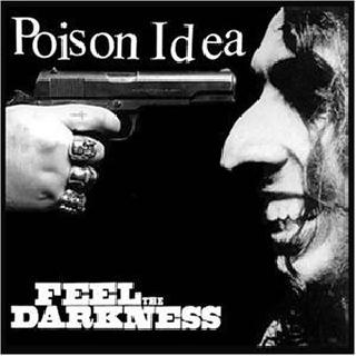 Poison Idea concert in Seattle