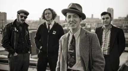 Concierto de Pokey LaFarge en Islington, London