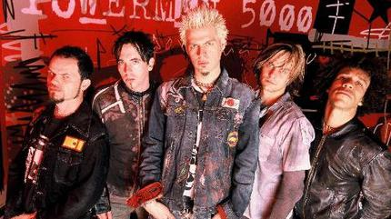 Concierto de Powerman 5000 en Denver