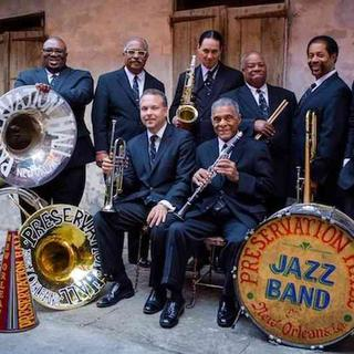 Concierto de Preservation Hall Jazz Band en Arcata